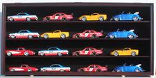 1/24 Scale Diecast Model Car Hot Wheels Display Case Wall Cabinet HW14-MAH