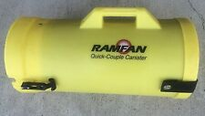 "RAMFAN Quick Couple Canister 15' of 8"" duct for UB20"