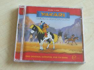 CD Yakari - Kleiner Dachs läuft davon Nr. 4