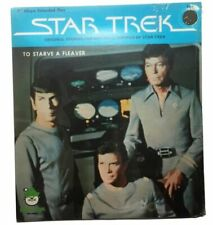 Star Trek 45 RPM Record The Human Factor Peter Pan Records 1979