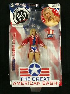 Torrie Wilson The Great American Bash WWF Sunday Night Heat Action Figure WWE