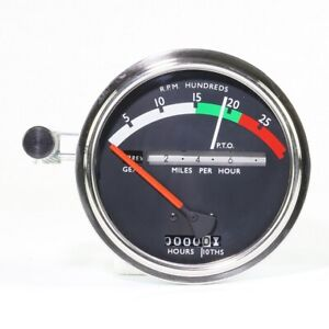 New Tachometer for John Deere 3010, 4000 AR50402, AR50406, RE206855