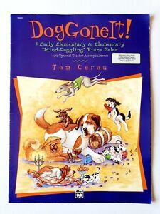 DogGoneIt! by Alfred Music (Paperback / softback, 1996)