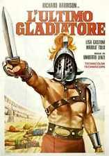 Última Gladiator Poster 01 Letrero De Metal A4 12x8 Aluminio