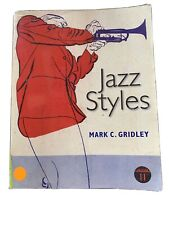 Jazz Styles Paperback & 3-CD Set (2011) By Mark C. Gridley