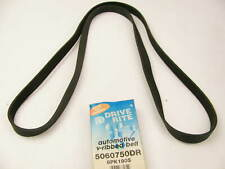 "Drive-rite 5060750DR Serpentine Belt - 0.84"" X 75.50"" - 6 Ribs"