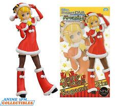 Vocaloid Miku Project DIVA Arcade Future Tone Kagamine Rin Christmas SPM Figure