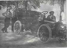 Photo originale - Automobile - Années 1900 / 1910 -