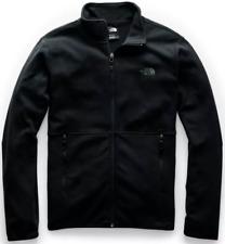 The North Face Men's TKA Glacier Full Zip Jacket - TNF Black/TNF Black A4AJCKX7
