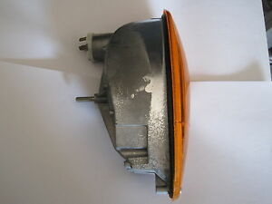 NOS PORSCHE 914 NEW HELLA TURN SIGNAL ASSEMBLY 1970-1976 Left or Right GERMAN