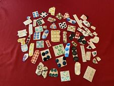 New listing New Large Lot Vintage Buttons Carded Lansing Le Bouton Le Chic 200+ Old Stock
