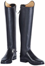 Leather UK 8 Long Riding Boots