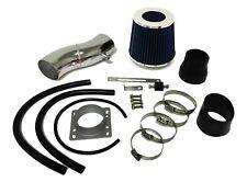 Black Blue For 1995-1998 Nissan 200SX 1.6L L4 Air Intake System Kit + Filter