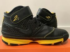 2007 Nike Zoom Kobe II 2 Carpe Diem No Protro Rare 316022-001 Sz 11.5