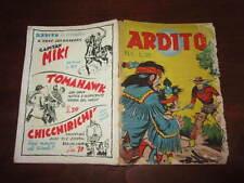 ARDITO NUMERO 1 ANNO 1952 LIRE 30 EDIZIONI DARDO