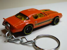 Hot Wheels 1981 Chevrolet Camaro Keychain Keyring Keyfob