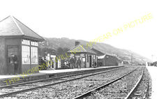 Westward Ho! Railway Station Photo. Bideford - Appledore Line. Narrow Gauge. (1)