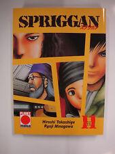 Banda Spriggan 11, Planet Manga, takashige, Minagawa