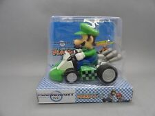 Mario Kart Wii  Super Mario Luigi Pull & Speed Back Wild Wing Racer Car Green