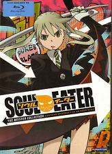 Soul Eater:Meister Collection. Great Anime. Brand New In Shrink! R4