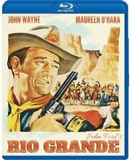 Rio Grande (2012, Blu-ray NEUF) BLU-RAY/BW/WS
