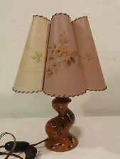 VINTAGE ART DECO TISCHLAMPE MADE IN GERMANY UM 1935