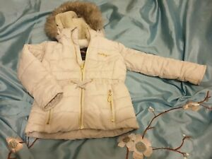 Girls mckenzie coat age 3/4 yrs puffa jacket  nice