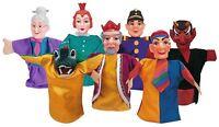 Simba  Kasperle Puppen Kasperletheater Handpuppen Theater Kasperlfiguren