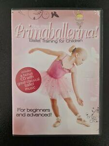 The Little Primaballerina - Ballet Training for Children DVD beginner - advanced