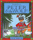 Peter & the Wolf-ExLibrary
