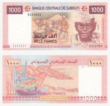 Billete De 1000 francos yibutianos - (2005) Pick Ref: 42-UNC.