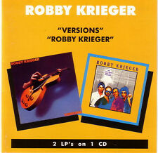Robby Krieger - Versions / Robby Krieger (self titled) CD