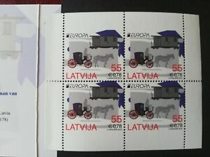 stamps/Latvia/Booklet/Europa Cept/2013