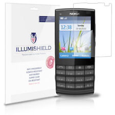 iLLumiShield Anti-Bubble Screen Protector 3x for Nokia X3 Touch & Type X3-02