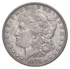 AU/Unc - 1883 Morgan Silver Dollar $1.00 High Grade *251