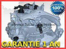 Boite de vitesses Peugeot 307 1.6 16v 20CN ; 20CP 1 an de garantie