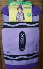 Crayola Infant Purple 18-24 Mts  Costume