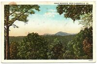 Clarksville Georgia Postcard Panoramic View Of Yonah Mountain #83136
