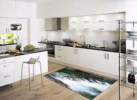 3D Sauber Flusssteine 8 Küchen Matte Boden Wand Druck Wand AJ WALLPAPER DE Carly