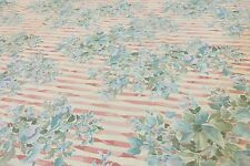 "VINTAGE Style ~ Pretty "" HOAD ""  Fabric ~  TABLECLOTH ~ PARIS/COUNTRY CHIC ~"