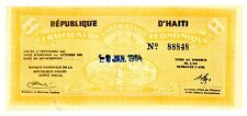 Haiti ... P-503 ... 25 Gourdes ... 1962/1964 ...*(-)UNC*