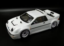 Clear Body Shell 1:12 scale Ford Escort RS200 for 1:10 MINI RC car 225mm M07
