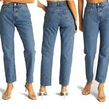 Levi's Damen 501 Crop Boyfriend Jeans 100% Baumwolle - sehr gefragt - UVP 109 €