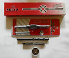 ?? MAMOD + OTHER MODEL LIVE STEAM ENGINE, 1/4 X 26 TAP & DIE SET, WHISTLE, SV .1