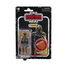 Star Wars Retro Collection Boba Fett Toy Action Figure WALMART EXCLUSIVE