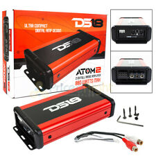 880 Watts Max Power 2 Channel Full Range Amplifier Ultra Compact DS18 ATOM2