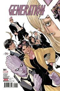 Generation X #1 Comic 2017 - Marvel Comics 1st Print - X-Men Mutants Jubilee