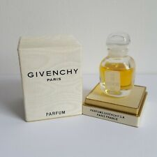 Vintage Rare 1960s Le De Givenchy Pure Parfum Extract 15ml 0.5 oz. Used In Box