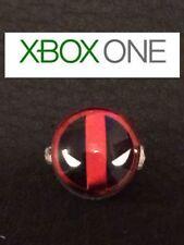 Xbox one  controller guide button Deadpool custom ( Read description )