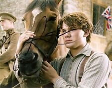 JEREMY IRVINE AUTHENTIC SIGNED WAR HORSE PHOTO AFTAL & UACC IN PERSON A